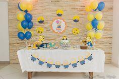 """RIBARTES: Festa dos """"Minions"""" - 6 ideias chave para a decoração da sua festa!"""