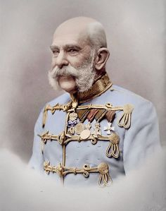Franz Joseph I of Austria Vienna (Austrian Empire) August 18 1830 Vienna (Austro-Hungarian Empire) November 21 1916 Emperor of Austria, King of Hungary, Croatia and Bohemia. He was the longest-reigning emperor of Austria. Kaiser Franz Josef, Franz Josef I, World War One, First World, Die Habsburger, Joseph, Austrian Empire, Archduke, Holy Roman Empire