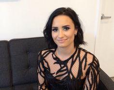 Demi October 2015