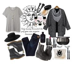 People rejoice at the Sun, and I'm dreaming of the Moon. by shining-light-1 on Polyvore featuring мода, American Eagle Outfitters, Dr. Martens, Rachel Rachel Roy, A.L.C., Acne Studios, Sephora Collection, Bobbi Brown Cosmetics, NARS Cosmetics and Lancôme
