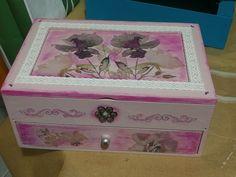 Decorative Boxes, Home Decor, Creativity, Art, Decoration Home, Room Decor, Interior Decorating