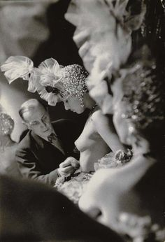 Lido Opening, Paris, 1956, Frank Horvat.