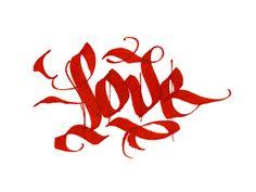 Love tattoo idea from dribbble