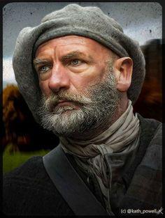 #Outlander Fan art | Dougal MacKenzie by Kath-13 on deviantART