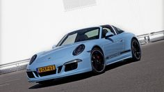 Porsche 911 Targa 4S Exclusive Edition (Netherlands) Photo Gallery - Autoblog