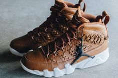 Air Jordan 9 Baseball Glove Releasing This Weekend