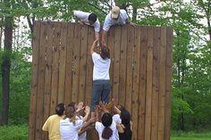 un team building sur le theme koh lanta