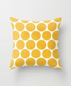 Sun Spots Pillow Sham | dotandbo.com