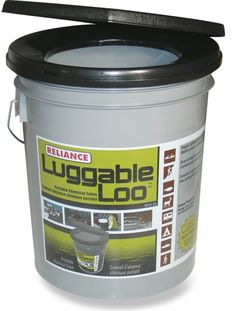 Reliance Luggable Loo Portable Toilet Bucket Camping Boating Hunting Etc Camping Tools, Camping Equipment, Camping Gear, Camping Hacks, Camping Products, Outdoor Camping, Camping Trailers, Camping Potty, Tent Camping