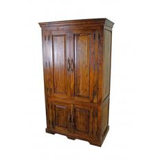 Tuscan Bedroom Furniture :- This San Miguel Armoire is part of our newest line of furniture. Clean lines, exclusive designs and as always, 100% solid wood construction.