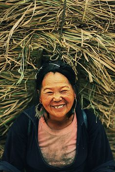 If you wear a smile throughout your senior years, inside you'll feel forever young.  - (a Joyful woman from Vietnam).