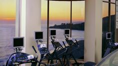 Ritz-Carlton Laguna Niguel, California -- This is the place to workout!