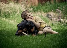 Oh, scary.  NEVER let your child bother your dog while he's eating or chewing ...  even if he's the nicest dog on the planet, he deserves to be left to chew in peace.  You owe it to your child to learn to be safe around dogs.