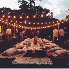 MyWeddingStyle: Backyard Wedding