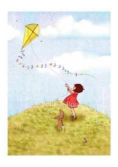 04 fly a kite not