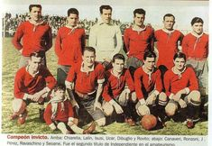 Independiente, Argentina, 1926.