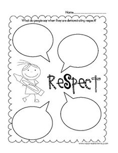 109 best character ed images in 2019 positive behavior Phys Ed Teacher Rob Dennis character education teaching the concept of respect
