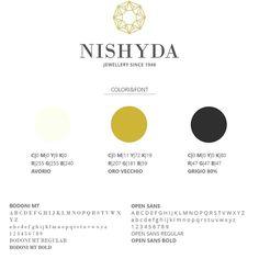 """""""Mi piace"""": 50, commenti: 7 - gosmartpress.com (@gosmartpress) su Instagram: """"Business card @Nishyda jewellery #gosmartpress #brand #brandingdesign #bigliettodavisita…"""""""