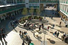 Colchester campus - square 3