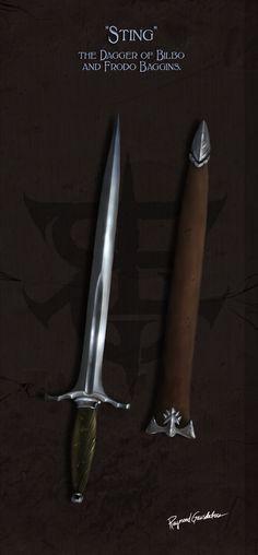 ME Weapons - Sting by Shockbolt on deviantART