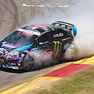 2013 Clipsal 500 Day 3 Ken Block by Stuart Daddow Photography
