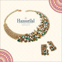 Hazoorilal jewellery can never be normal jewellery