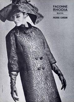 Pierre Cardin 1963  Guy Arsac Fashion Photography