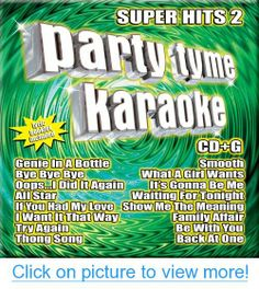 Party Tyme Karaoke: Super Hits 2 #Party #Tyme #Karaoke: #Super #Hits
