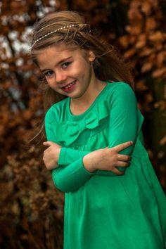 Smaragd groen het blijft mooi. Zeker als het de kleur is van zo een mooi #DJjurkje. Check it out: http://www.ikbenzomooi-baby-kinderen-kleding.nl/dj-dutchjeans-groen-jurkje-you-and-me.html