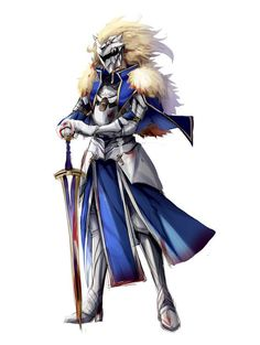Fate Stay Night Series, Fate Stay Night Anime, Character Concept, Character Art, Character Design, Dungeons And Dragons Characters, Fantasy Characters, Guerra Anime, Dragon Armor