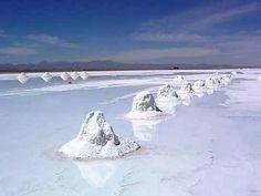 Desierto de sal- Bolivia