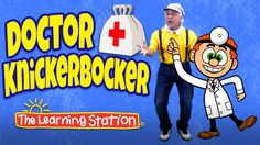 """FREE Music Video: """"Dr. Knickerbocker"""" is a popular brain break, action song for children. It makes it easy and fun to take a quick energy brain break in the classroom. When children take a moment to sing, dance, move, and even laugh then they can return to their academics feeling happy, energized and renewed. This brain breaks dance song is perfect for preschool, kindergarten and elementary children."""