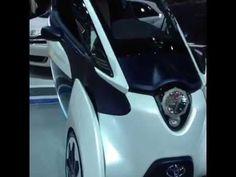 Toyota i-Road | LA Auto Show 2015