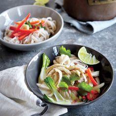 Thai Green Curry Chicken | MyRecipes.com #myplate #protein #grains #veggies