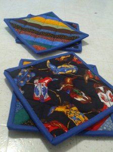 Toaster Cover Made From Debbie Mumm Fabrics Quilts