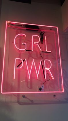 Know it, use it, work it, never waste it... ~ETS #neon