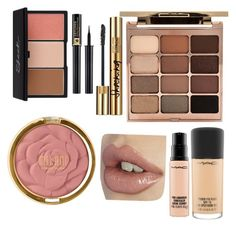 Day to night make up collection by alisha-hanif on Polyvore featuring polyvore, beauty, Stila, Milani, MAC Cosmetics, Lancôme and Yves Saint Laurent