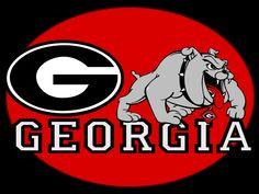 1000 images about georgia bulldogs on pinterest georgia - Georgia bulldog screensavers wallpapers ...
