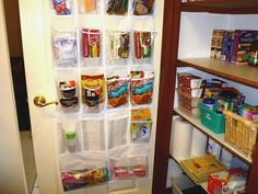 pantry - great idea!
