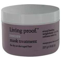 Brand New Living Proof 80 oz Restore Mask Treatment >>> Read more reviews of the product by visiting the link on the image.-It is an affiliate link to Amazon. #FacialMask