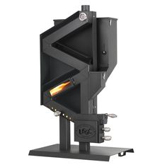 US Stove Company ft Pellet Stove at Lowe's. The Wiseway from US Stove eliminates the need for electricity by utilizing a natural gravity feed system that eliminates all of the typical Pellet Heater, Rocket Heater, Wood Pellet Stoves, Stove Heater, Rocket Stoves, Pellet Burner, United States Stove Company, Us Stove Company, Cooking Stove