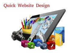 Make an interactive, attractive and conversion centric website with quick website design tool and increase your brand presence online. Get high quality results and increase leads in no time!