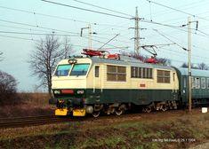 150.023 Hranice Locomotive, Locs, Trains, Electric, Vehicles, Vintage, Color, Colour, Dreads