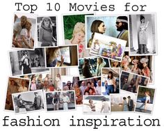 Fashion inspiration from movies