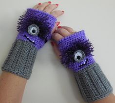 Wrist warmers fingerless gloves Fingerless by longvalleybears, $17.00