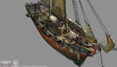Assassin's Creed IV: Black Flag, Kobe Sek on ArtStation at https://www.artstation.com/artwork/assassin-s-creed-iv-black-flag-a8589c11-0326-4f2c-bdce-5b4d96ae1889