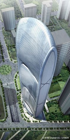 Pearl River Tower is a clean-technology skyscraper in Guangzhou, China.