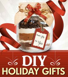 Last minute DIY Christmas gift ideas you can make on a budget. Includes bath & beauty gifts to make including Vanilla Bean Bath Bombs, Jasmine Clove Perfume, Felted Soaps and a Sweet Peppermint Sugar Scrub as well as food gift ideas and other homemade Christmas gift ideas.
