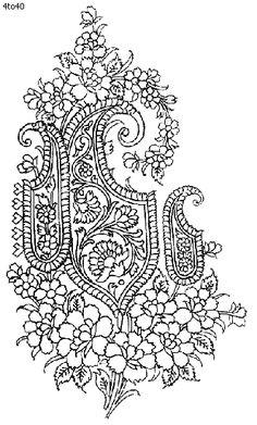 animal-fibres - Kids Portal For Parents Indian Patterns, Textile Patterns, Embroidery Patterns, Quilt Patterns, Folk Embroidery, Embroidery Dress, Alpona Design, Animal Fibres, Indian Colours