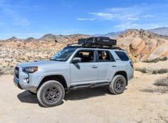 2017 Toyota row with TRD Pro Front end 4runner Forum, Toyota 4runner Trd, 4runner Accessories, Lift Kits, 4 Runner, Modular Storage, Trailers, 4x4, Ford